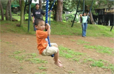 2007 - Trip to Eden Park in Davao