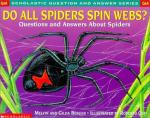 4th Quarter Output: Lapbook on Spiders
