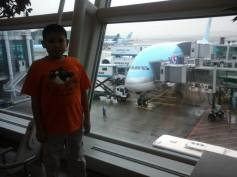 Stopover at Incheon Int'l Airport, South Korea