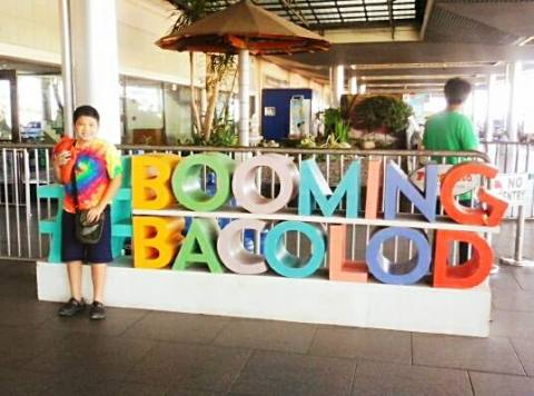 Trip to Bacolod May 2016