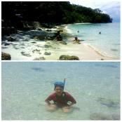 Canibad Beach, Samal Island, Davao
